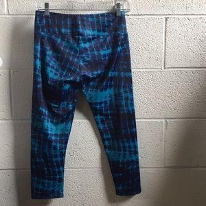 Onzie Pants - Onzie blue legging, sz s/m, 58892